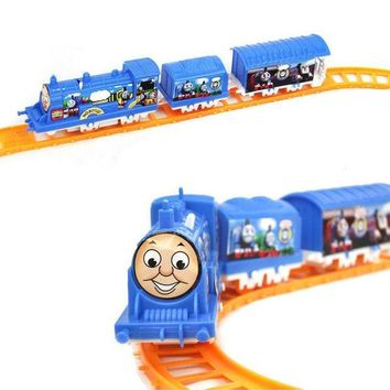ICIK272 Thomas Train Electric Railway Rail Track Train Thomas And Friends Boy Toy Car Hot Wheels Cars Machines Kids Toys for Children