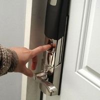 Biometric Door Lock - $400 | The Gadget Flow