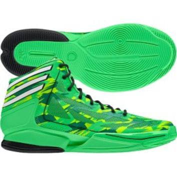 adidas Men's adiZero Crazy Light 2 Basketball Shoe - Green/White | DICK'S Sporting Goods