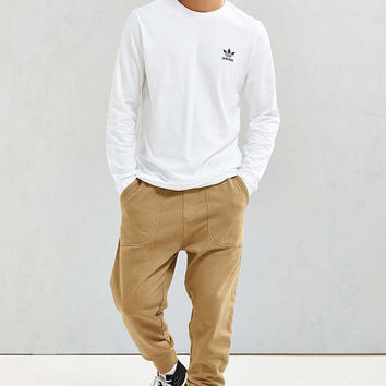 adidas Street Modern Long Sleeve Tee - Urban Outfitters