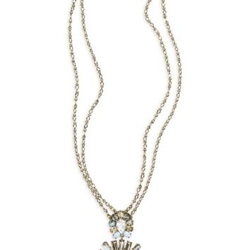 Baublebar Torrence Crystal Necklace | Nordstrom