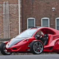 TC-3 Red Rocker Edition - Tanom Motors USA