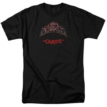 Carrie - Prom Queen Short Sleeve Adult 18/1