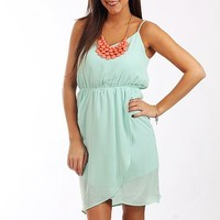 Simply So Dress, Mint