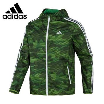 Original New Arrival Adidas performance men's jacket AJ3670/AJ3671 Hoodie Training spo