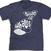 Whale Watching Shirt | Save the Whales