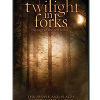 Various & Jason Brown - Twilight in Forks: The Saga of the Real Town