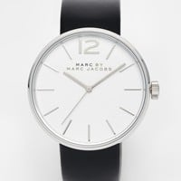 Marc By Marc Jacobs Peggy Classic Leather Watch MBM1365