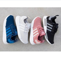 ADIDAS Women Running Sport Casual Shoes NMD Sneakers (4 color)