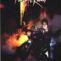 Prince Purple Rain Movie Poster 24x36