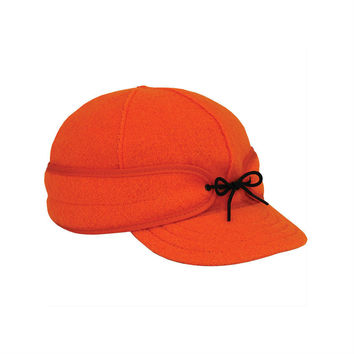 Stormy Kromer Original Cap Blaze Orange