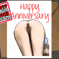 Ass-Up (Smash Pussy) - Happy Anniversary - ILoveYourCock.com