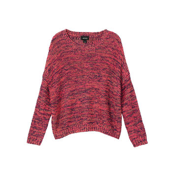Edith knitted top melange | New Arrivals | Monki.com