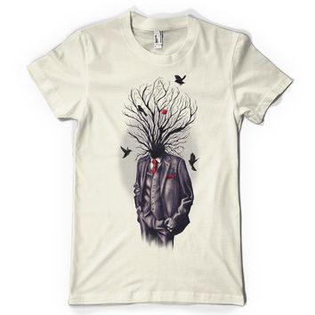 Man Tree Tee Unisex T-shirt