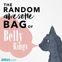 The Random Awesome Bag of Belly Rings