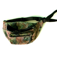 FLORAL FANNY PACK // 1990s Fannie Pack // Grunge Style // Festival Gear