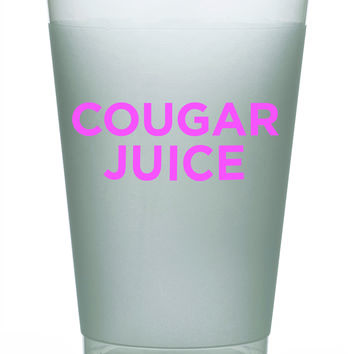 Toss Cup Sets-Cougar Juice