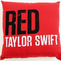 "RED Logo 28""x28"" Floor Cushion"