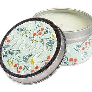 Madison Park candle - Merry
