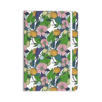 "Catherine Holcombe ""Spring Foliage"" Floral Pastels Everything Notebook"