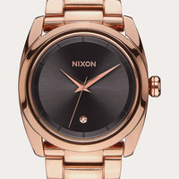Nixon Queenpin Watch Rose One Size For Men 26472138101