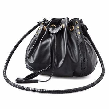 Lady Handbag Shoulder Bag Tote Purse Leather Women Messenger Hobo Bags
