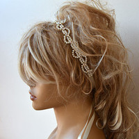 Pearl, Pearl  Headband, Bridal Pearl Headband, Wedding Accessories,  Bridal Hair Accessory