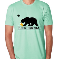 "MENS - ""BEERIFORNIA"" 