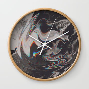 Come with me Wall Clock by duckyb