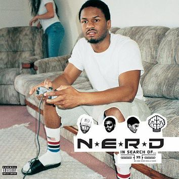 N*E*R*D - In Search Of... LP
