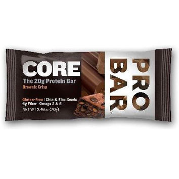 Probar Core Brownie Prtnbar (12x2.46oz )