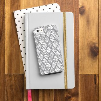 Heather Dutton Diamond In The Rough Grey Cell Phone Case