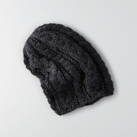 AEO CABLE BEANIE