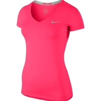 Nike Women's Pro Core Short Sleeve Shirt | DICK'S Sporting Goods