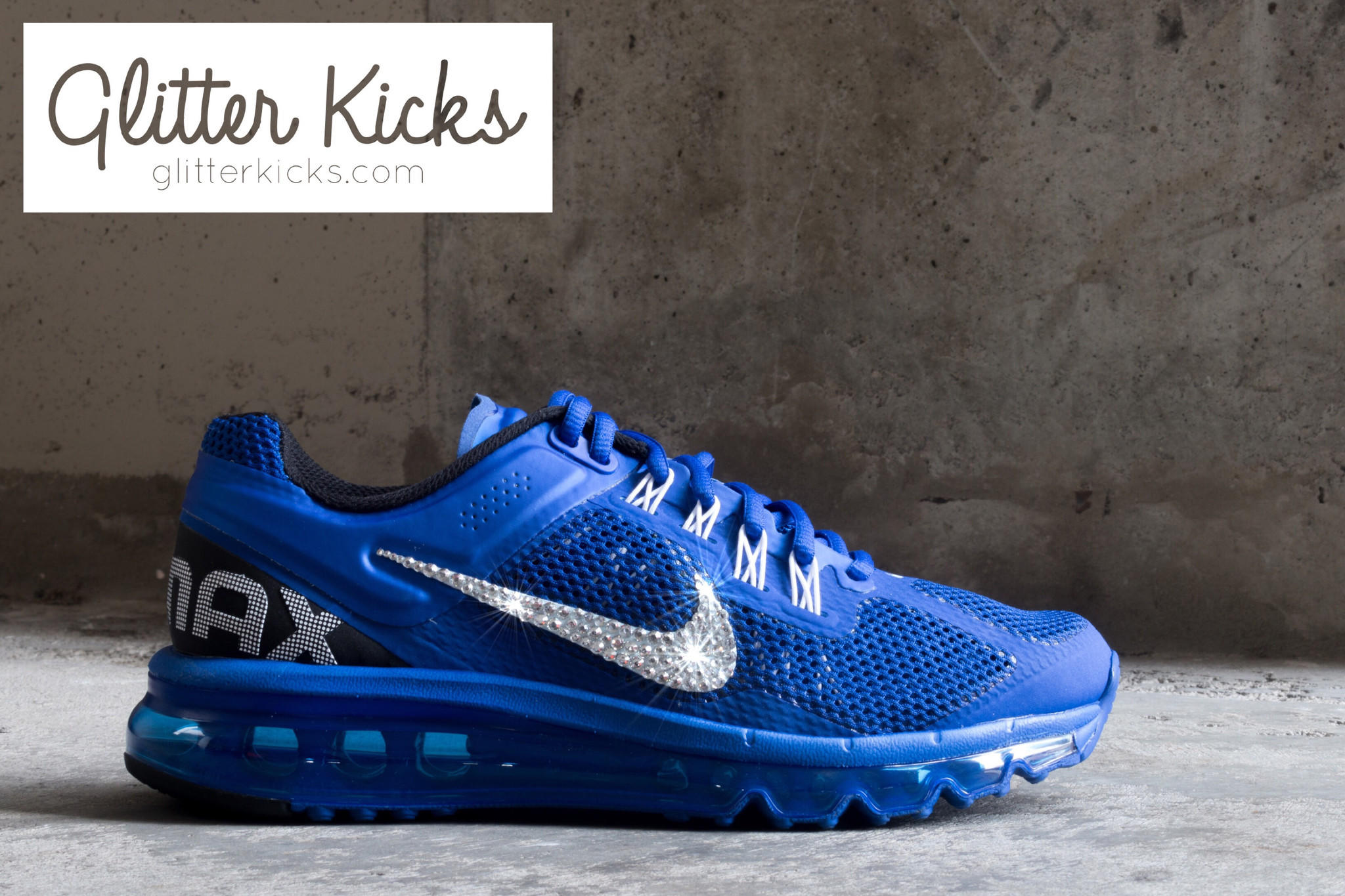 1c93c7efdb38 promo code for nike air max blue glitter 17422 933a9