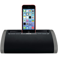 Ihome Dual-charging Portable Rechargeable Speaker With Lightning Dock