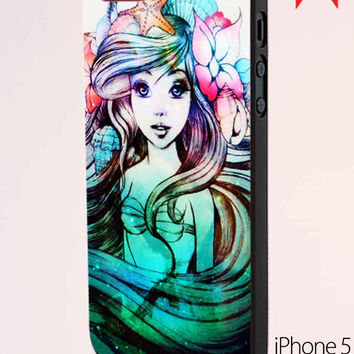 Beautiful Ariel The Little Mermaid Samsung Galaxy S6 Case