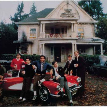 Animal House Movie Cast Poster 22x34