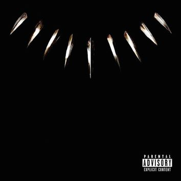 Black Panther The Album (Music From and Inspired By) LP