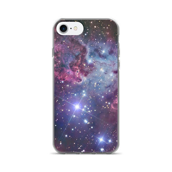 Nebula Galaxy Space Print iPhone 7/7 Plus Case