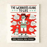 The Worriers Guide to Life By Gemma Correll - Urban Outfitters