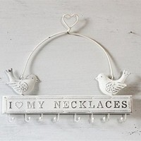 Appendino 'I Love my necklaces'