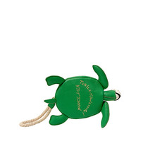 KITSCH TURTLE WRISTLET: Betsey Johnson