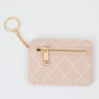 Altar'd State Coin Wallet in Misty Rose | Altar'd State