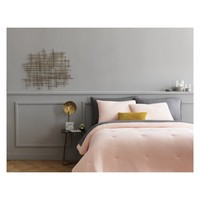 Blush Micro Texture Comforter Set (King) - Project 62™ + Nate Berkus™