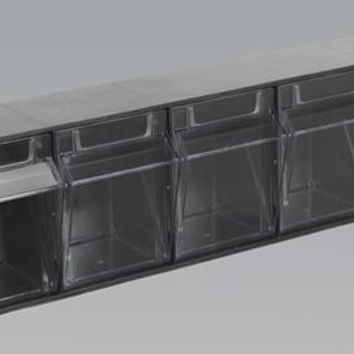 Sealey - APDC5 Stackable Cabinet Box 5 Bins