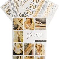 FLASH TATTOOS LENA TATTOO SET