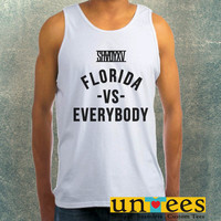 Eminem Shady Florida vs Everybody Clothing Tank Top For Mens