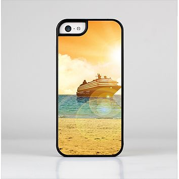 The Vintage Cruise ship at Dusk Skin-Sert Case for the Apple iPhone 5c