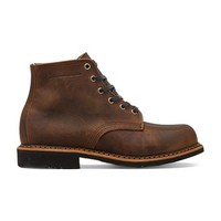 "Broken Homme Davis 6"" Boot in Brown"